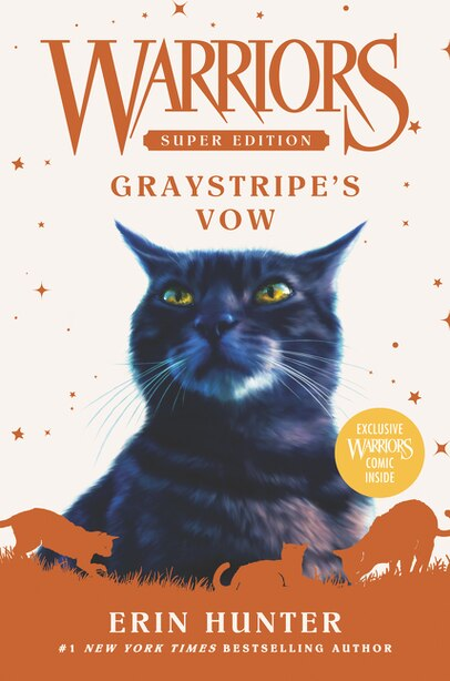 Warriors Super Edition: Graystripe's Vow by Erin Hunter