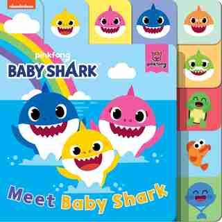Baby Shark: Meet Baby Shark by Pinkfong