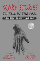 Scary Stories To Tell In The Dark: Three Books To Chill Your Bones: All 3 Scary Stories Books With…