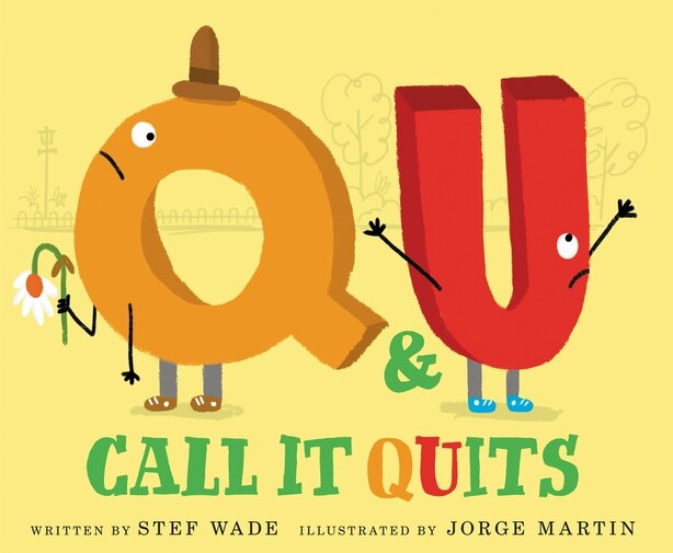 Q And U Call It Quits by Stef Wade