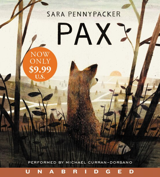 Pax Low Price Cd by Sara Pennypacker