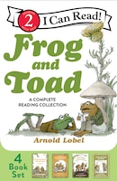 Frog And Toad: A Complete Reading Collection: Frog And Toad Are Friends, Frog And Toad Together…