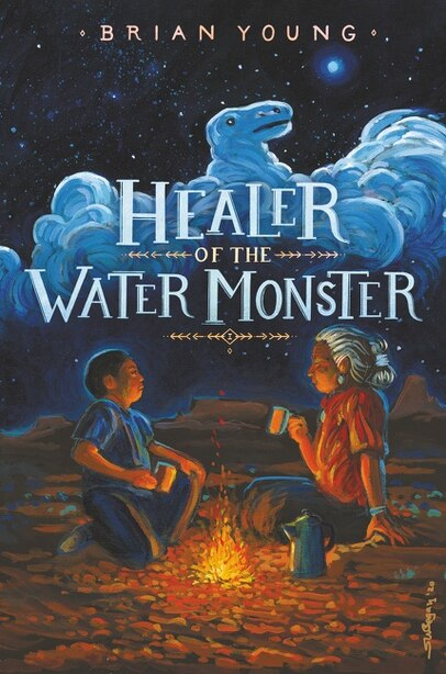 Healer Of The Water Monster, Book by Brian Young (Hardcover) | www.chapters.indigo.ca