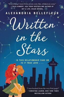 Book Written In The Stars: A Novel by Alexandria Bellefleur