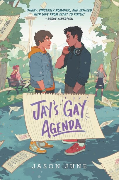 Jay's Gay Agenda by Jason June