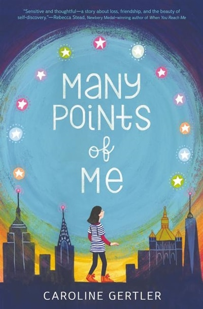 Many Points Of Me by Caroline Gertler