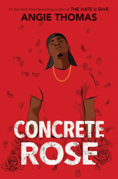 Concrete Rose (Signed Edition) by Angie Thomas