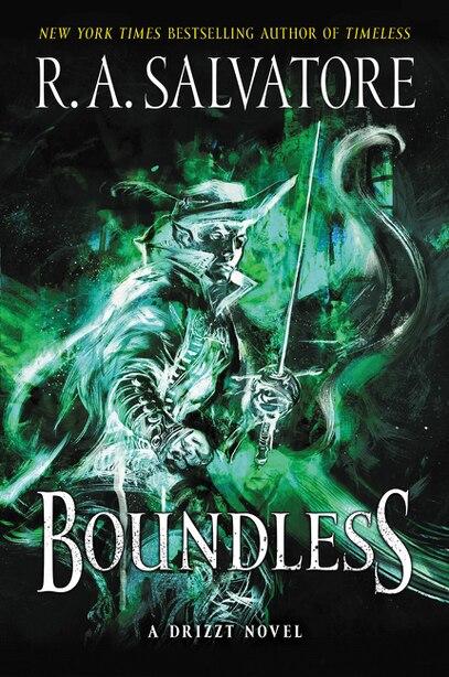 Boundless: A Drizzt Novel by R. A. Salvatore