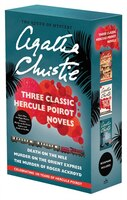 Three Classic Hercule Poirot Novels Box Set