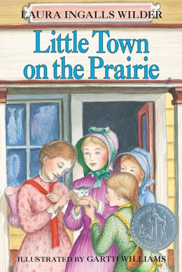 Book Little Town on the Prairie by Laura Ingalls Wilder