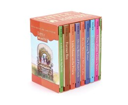 Book Little House Nine-Book Box Set by Laura Ingalls Wilder