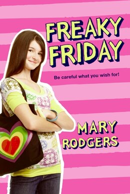 Book Freaky Friday by Mary Rodgers
