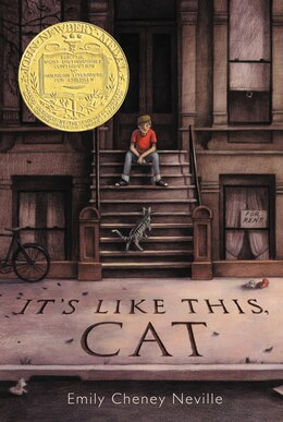 Book It's Like This, Cat by Emily Cheney Neville