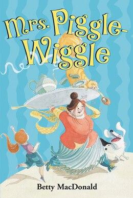 Book Mrs. Piggle-Wiggle by Betty Macdonald