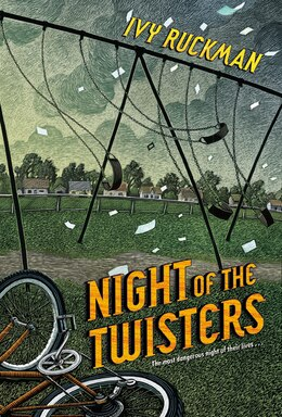 Book Night Of The Twisters by Ivy Ruckman