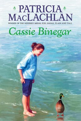 Book Cassie Binegar by Patricia Maclachlan
