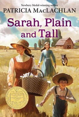 Book Sarah, Plain and Tall by Patricia Maclachlan