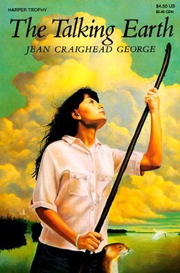 Book The Talking Earth by Jean Craighead George