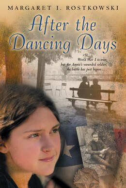 Book After The Dancing Days by Margaret Rostkowski