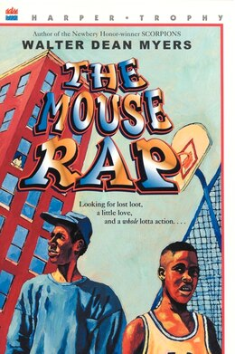 Book The Mouse Rap by Walter Dean Myers