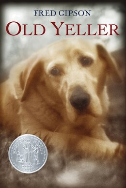 Book Old Yeller by Fred Gipson