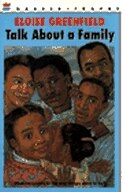Book Talk About A Family by Eloise Greenfield