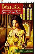 Book Beauty: A Retelling of the Story of Beauty and the Beast by Robin Mckinley