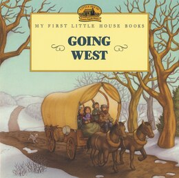 Book Going West by Laura Ingalls Wilder