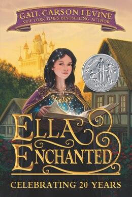 Book Ella Enchanted by Gail Carson Levine