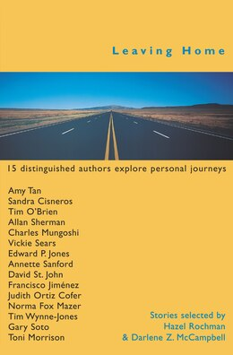 Book Leaving Home: Stories by Hazel Rochman