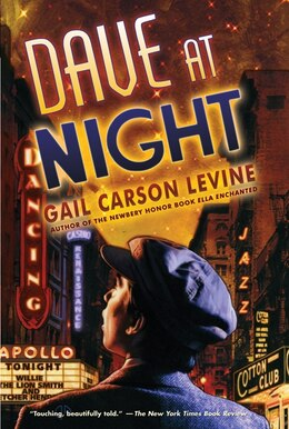 Book Dave At Night by Gail Carson Levine