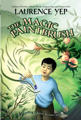 Book The Magic Paintbrush by Laurence Yep