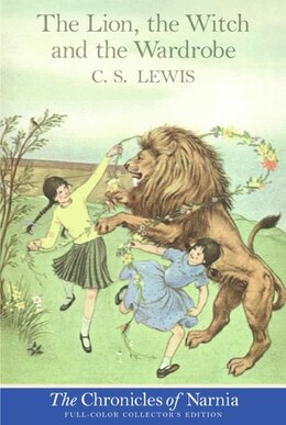 Book The Lion, The Witch And The Wardrobe (full Color) by C. S. Lewis