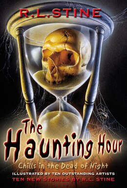 Book The Haunting Hour: Chills in the Dead of Night by R.l. Stine