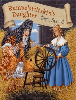 Book Rumpelstiltskin's Daughter by Diane Stanley