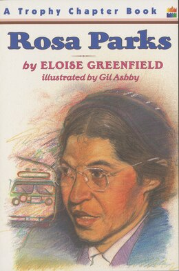 Book Rosa Parks by Eloise Greenfield