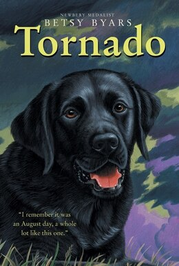 Book Tornado by Betsy Byars