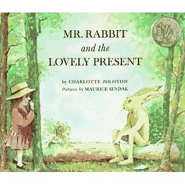 Book Mr. Rabbit And The Lovely Present by Charlotte Zolotow