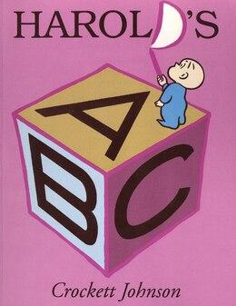 Book Harold's Abc by Crockett Johnson