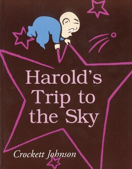 Book Harold's Trip To The Sky by Crockett Johnson