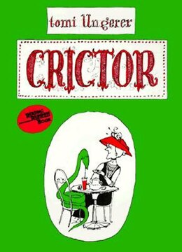 Book Crictor by Tomi Ungerer