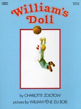 Book William's Doll by Charlotte Zolotow
