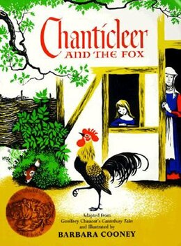 Book Chanticleer And The Fox by Geoffrey Chaucer
