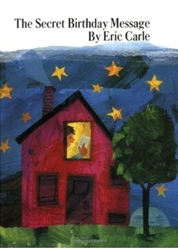 Book The Secret Birthday Message by Eric Carle