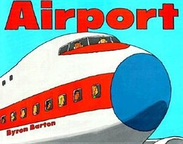 Book Airport by Byron Barton