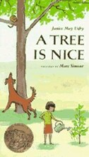 Book A Tree Is Nice by Janice May Udry