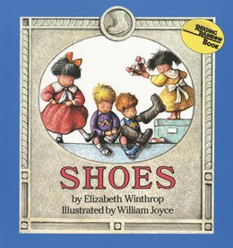 Book Shoes by Elizabeth Winthrop