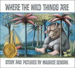 Book Where The Wild Things Are by Maurice Sendak