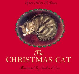 Book The Christmas Cat by Efner Tudor Holmes