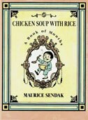 Book Chicken Soup With Rice: A Book of Months by Maurice Sendak